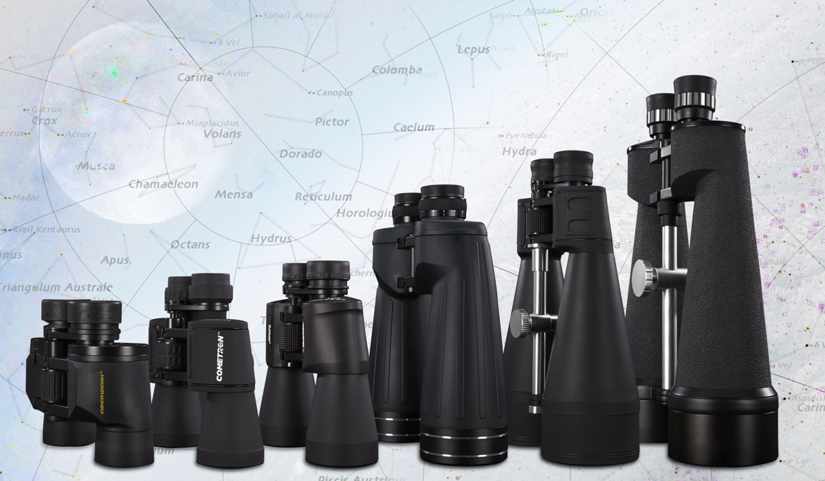Best Binoculars for Astronomy