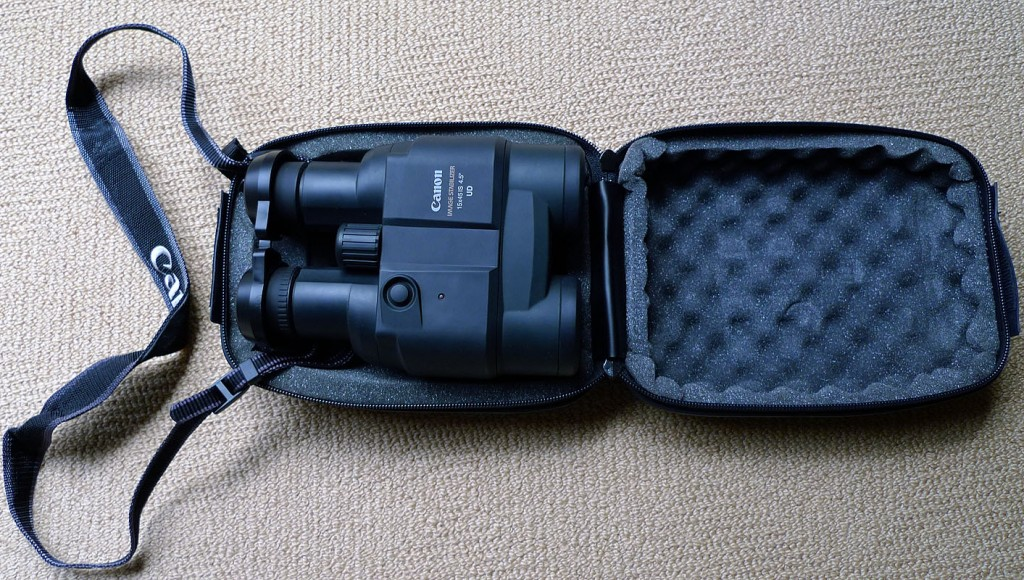 Canon 15×45 IS