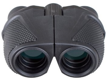Outdoor Waterproof 12x25 Binoculars.Large eyepiece (BAK4, Green lens)