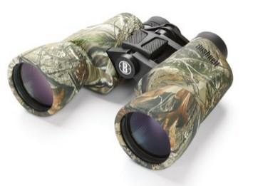 Bushnell Trophy XLT Roof Prism Binoculars, 10x42mm (RealTree AP Camo)
