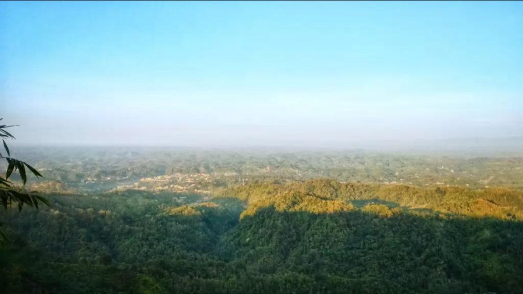 Beautiful Hill Near Tinap Saitar