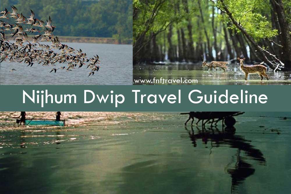 Nijhum Dwip Island