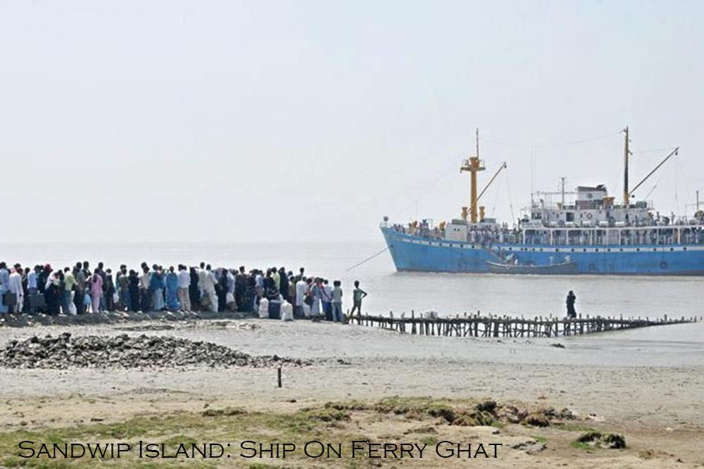 Ships Sandwip
